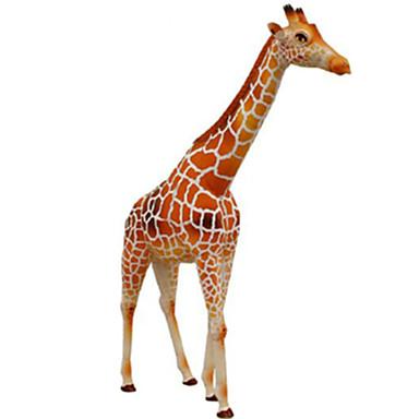 Quebra-Cabeças 3D Maquetes de Papel Brinquedos de Montar Artesanato de Papel Quadrada Veado 3D Animais Faça Você Mesmo Simulação Cartão