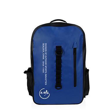Sealock 25 L Waterproof Dry Bag Waterproof Backpack Waterproof Durable for Cycling/Bike Diving/Boating Outdoor