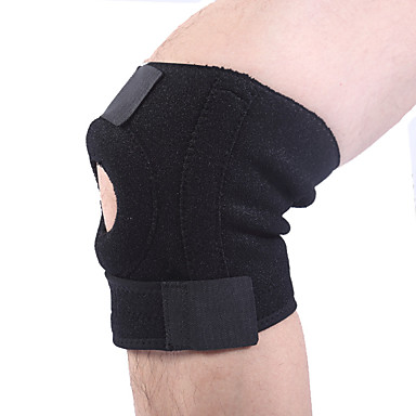 Knee Brace for Leisure Sports Football/Soccer Running Outdoor Adults' Wear-Resistant Adjustable Athletic Casual Sports Outdoor clothing