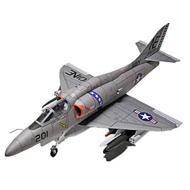 Quebra-Cabeças 3D Maquetes de Papel Brinquedos de Montar Aeronave Eagle Cartão de Papel Duro Crianças Para Meninos Unisexo Dom