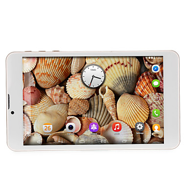 7 tuumainen phablet ( Android 4.4 Android 5.1 1280*800 Neliydin 512MB RAM 8GB ROM )