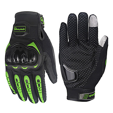 Motorcycle Armored Glove Cycling Bicycle Racing Gloves Motorcycle Full Finger Non-Slip gloves