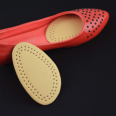 Silikon Dette skoinnlegget kan lindre smerten fra liktær og stress på framfoten. Innersåle og innlegg til