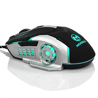 Morzzor mz-17 3200dpi 6keys USB-hiiri 150cm kaapelilla