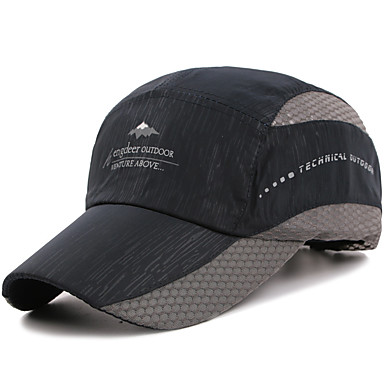 Visor Hat Cap Unisex Adjustable / Retractable Adjustable Size Casual/Daily for Running/Jogging Road Cycling Leisure Sports Camping