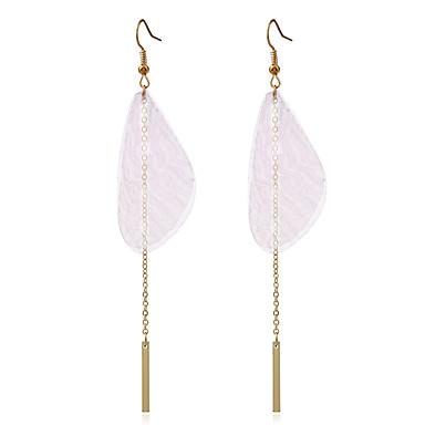 Women's Drop Earrings Hoop Earrings Euramerican Hip-Hop Fashion Ferroalloy Metal Alloy Resin Jewelry Dailywear Club Valentine's Day Street