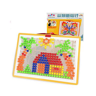 voordelige tekening Speeltjes-Legpuzzel Mozaïeksets Paddestoel Plezier Klassiek Speeltjes Geschenk