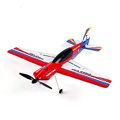 economico RC Airplanes-Aeroplano RC WLtoys F939-A 3 Canales 2.4G KM / H Pronto all'uso Giocattolo di telecomando / Modello di aeromobile / Alianti Drone all'aperto