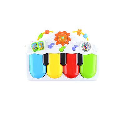Acessório para Casa de Boneca Equipamentos Fitness de Brinquedo Piano Instrumento Musical de Brinquedo Piano Crianças