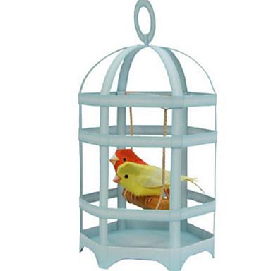 3D-puslespill Papirmodell Papirkunst Modellsett Fugl Parrot simulering GDS Klassisk Barne Herre Gave