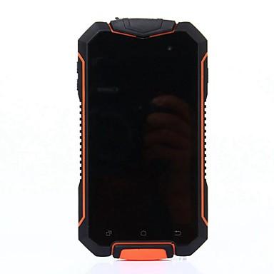 Oeina XP7700 4.5 4.1-4.5 tuuma 3G älypuhelin ( 512MB + 8GB 1 MP 2 MP MediaTek MT6580 3000 mAh )