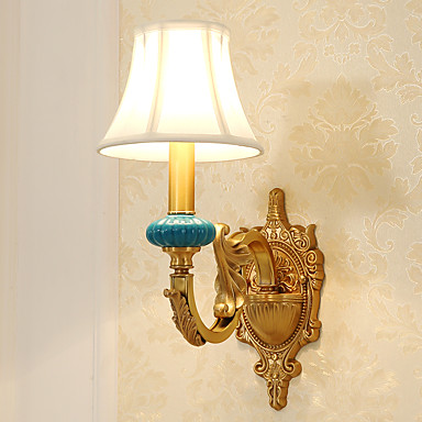 Tiffany / Simple / Country Wall Lamps & Sconces Metal Wall Light 110-120V / 220-240V