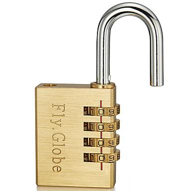 440 Padlock Copper Password unlockingforDrawer Tool box Gym & Sports Locker Luggage