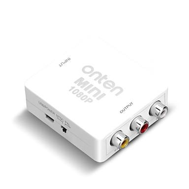 HDMI 1.4 Omformer, HDMI 1.4 to 3RCA Omformer Hunn - hunn