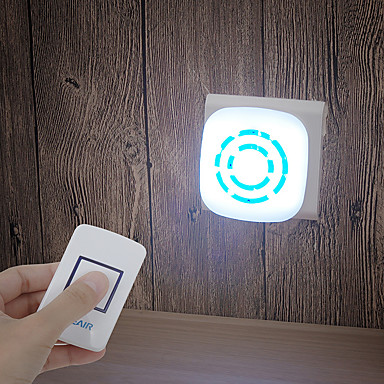 1pc Wall Plug Nightlight Remote Controlled Traditional/Vintage LED
