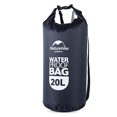 Naturehike 20 L Dry Bag Cell Phone Bag Wateproof Portable Quick Dry for Swimming Beach Watersports Diving & Snorkeling Surfing/SUP Outdoor