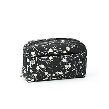 Women Bags All Seasons Nylon Cosmetic Bag with for Casual Black