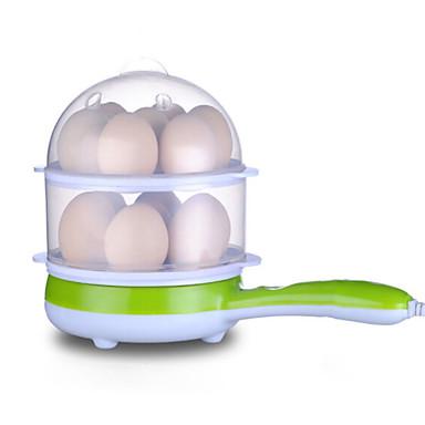 Kjøkken Plastikk 220V Multi-Purpose Pot egg Komfyrer