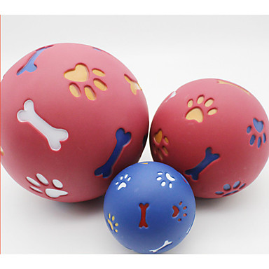 Dog Dog Toy Pet Toys Ball Elastic Rubber For Pets