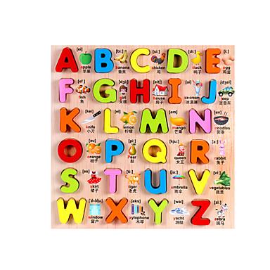 Quebra-Cabeça Brinquedos Matemáticos Brinquedo Educativo Quadrada De madeira Crianças Dom