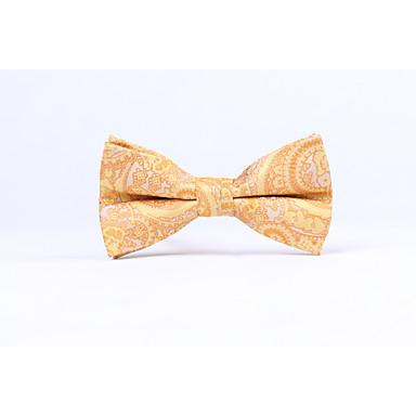 Men's Casual Bow Tie - Jacquard