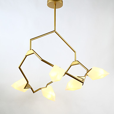 Modern / Contemporary Chandelier Ambient Light - Mini Style, 110-120V / 220-240V Bulb Not Included