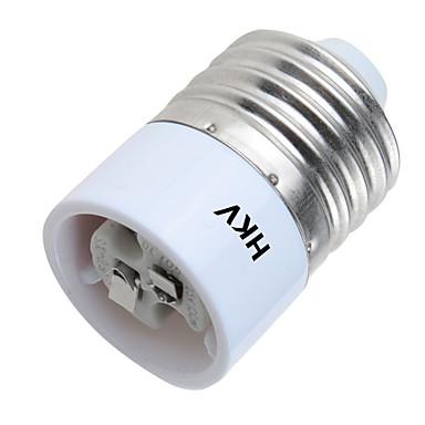 HKV® 1Pcs E27 to MR16/GU5.3/MR11/G4 lamp Holder Converter Socket Conversion light Bulb Base type Adapter