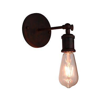 Rústico / Campestre / LED / Vintage Luminárias de parede Metal Luz de parede 110-120V / 220-240V 4 W