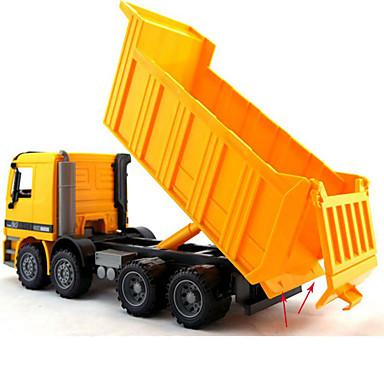Motocicletas Caminhão basculante Caminhões & Veículos de Construção Civil Carros de Brinquedo Extra Grande Ferro Unisexo Crianças