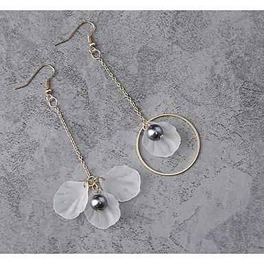 Women's Drop Earrings Jewelry Dangling Style Mismatch Alloy Jewelry Thank You Dailywear Valentine Dress