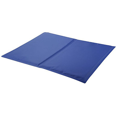 Dog Bed Pet Mats & Pads Solid Portable Soft Blue For Pets