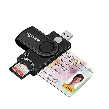 Chip de Celular SD / SDHC / SDXC MicroSD / MicroSDHC / MicroSDXC / TF USB 2.0 USB Leitor de cartão