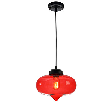 Chic & Modern Pendant Light Ambient Light - Mini Style / Designers, 110-120V / 220-240V Bulb Not Included