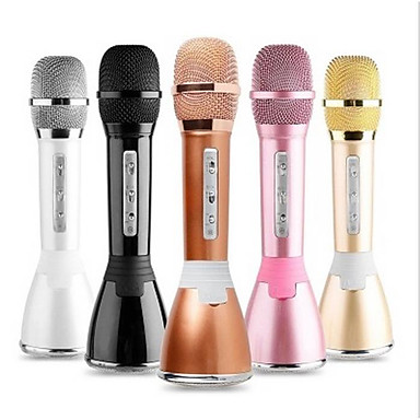 Muuta Karaoke-mikrofoni Bluetooth