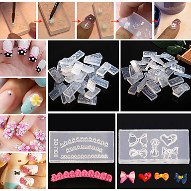 30pcs Nail Art Tool Durable nail art Manicure Pedicure Personalized / Classic Daily
