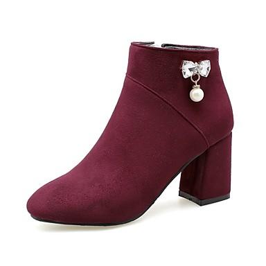 Damen Schuhe maßgeschneiderte Werkstoffe Winter Herbst Modische Stiefel Leuchtende Sohlen formale Schuhe Komfort Schneestiefel Stiefel