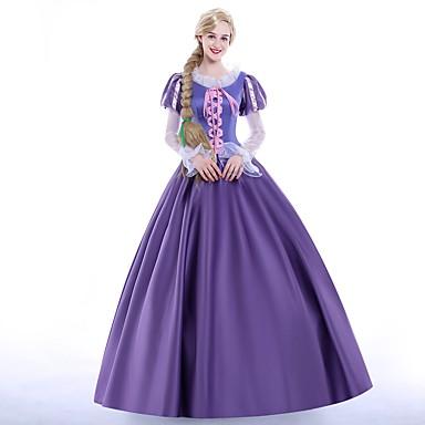 019d318b4c0a Prinsesse   Eventyr   Queen Cosplay Kostumer   Festkostume   Maskerade Film  Cosplay Kjole   Underkjole