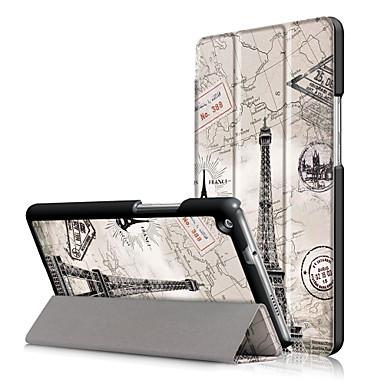 Hülle Für Huawei Ganzkörper-Gehäuse Tablet-Hüllen Hart PU-Leder für