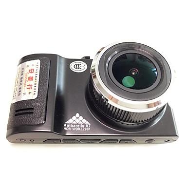 mx600 1080p 170 Grad Auto dvr 3 Zoll Autokamera Nachtsicht G-Sensor Bewegungsmelder Loop - Aufnahme Auto On / Off ADAS LDWS FCWS