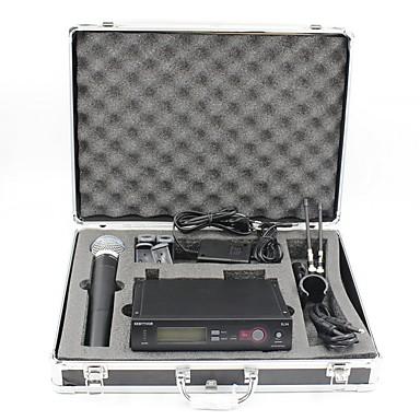 Vezeték nélküli Mikrofon Dinamikus mikrofon Kézi mikrofon Kompatibilitás Karaoke mikrofon