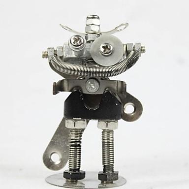 voordelige 3D-puzzels-3D-puzzels / Metalen puzzels Schip / Cartoon Piraat DHZ Metallic Heren / Dames Geschenk
