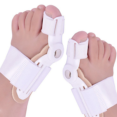 Men Travel Foot Men and Women Lady Supports Manual Toe Separators Foot Pads Pedicure Tools Portable Massage Posture Corrector Relieve
