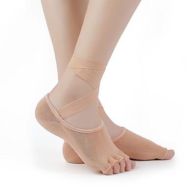 3 זוגות בגדי ריקוד נשים גרביים אחיד ספורט כותנה EU36-EU42