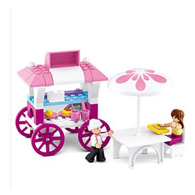 Építőkockák / Építőkocka minifigurák / Szerepjátékok Kastély / Ház Állatok Lány Ajándék