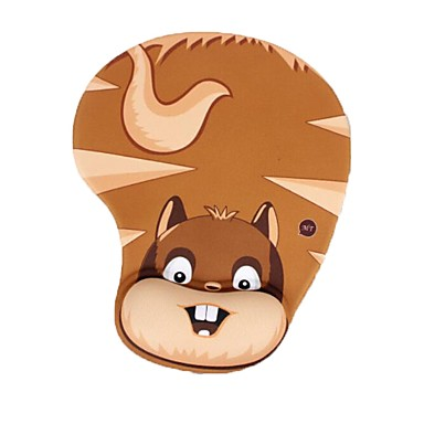 3d الكرتون أنيمي ماوس الوسادة كبيرة لينة 3d الألعاب سيليكون هلام المعصم بقية الألعاب ماوس الوسادة