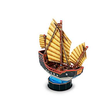3D - Puzzle Holzpuzzle Papiermodel Spielzeuge Schiff 3D Heimwerken Einrichtungsartikel EPS+EPU keine Angaben Stücke