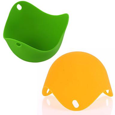 2 darab Tojás eszközök Fagylalt eszközök desszert Tools Sajtvágók Pasta Tools Felszerelés For Bimbózó Torta Palacsinta Egg Mert