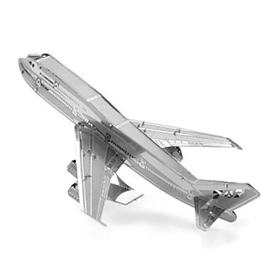 3D - Puzzle Holzpuzzle Metallpuzzle Spielzeuge Flugzeug 3D Heimwerken Edelstahl Metal keine Angaben Stücke