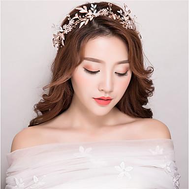 Strass Stirnbänder Blumen Kopfschmuck klassischen weiblichen Stil