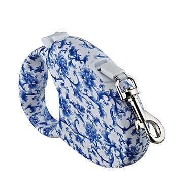 Dog Leash Portable Geometric Nylon